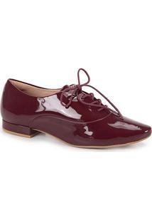 17b3cc3c49 Sapato Oxford Feminino Bottero (COURO)