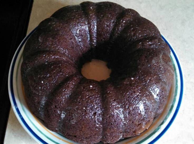 Baked chocolate glazed donuts recipe pepsi cake no
