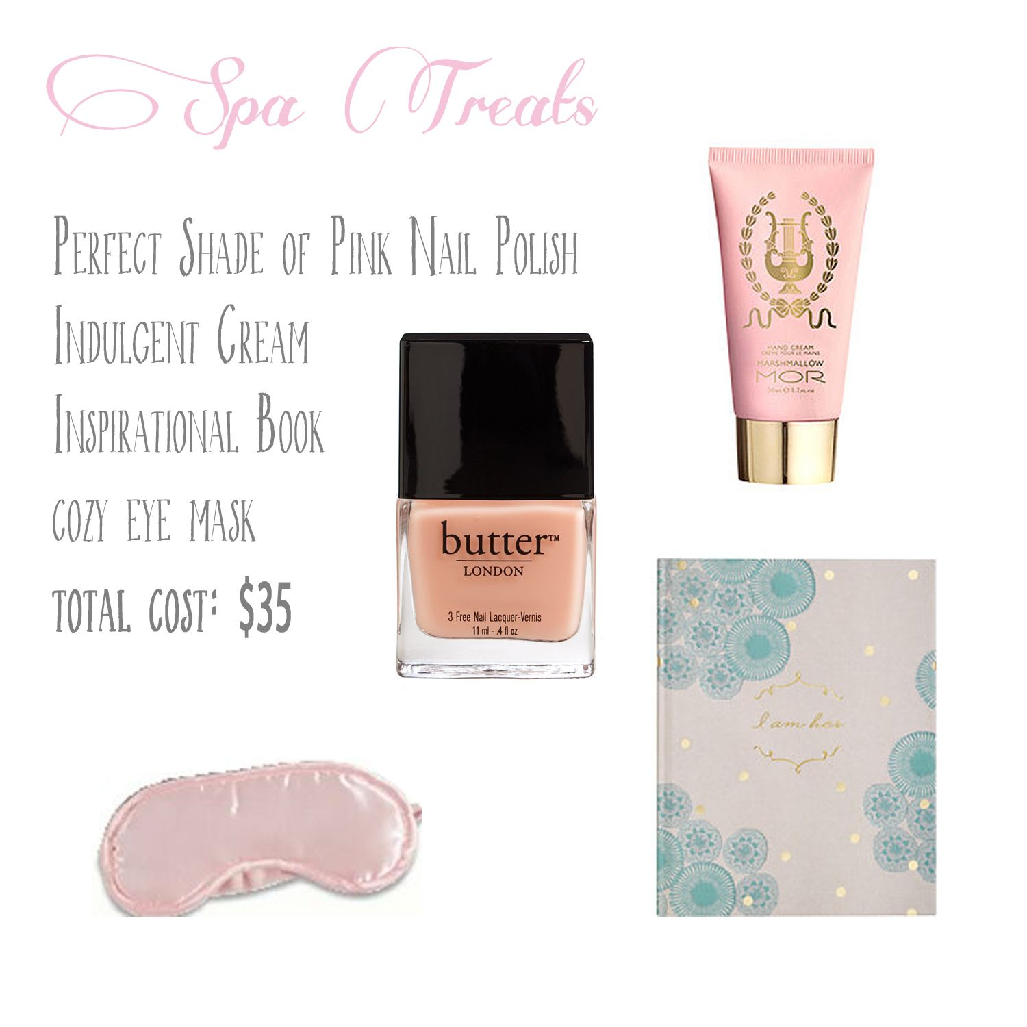 Wedding Attendants Gifts: Spa Gift // Bridesmaid Gifts