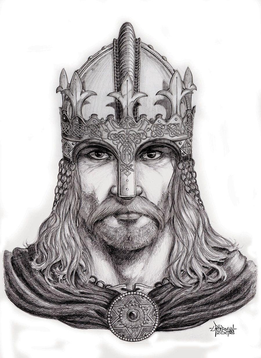 Vikinginvasionportrait02 by loren86 on deviantart anglo vikinginvasionportrait02 by loren86 on deviantart norse symbolsportrait tattoospencil drawingsanglo saxon buycottarizona Images
