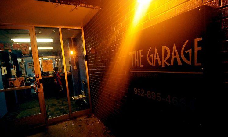 Burnsville Teens Fear Merger Will Swallow Their Garage