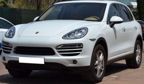 2013 Porsche Cayenne 30 Diesel Automatic 44 Cayenne