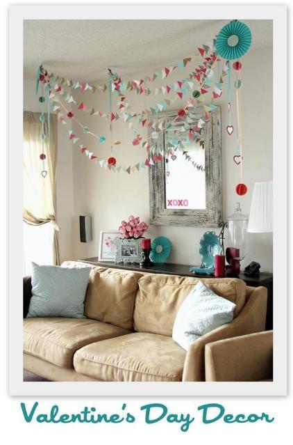 love this valentines decor!