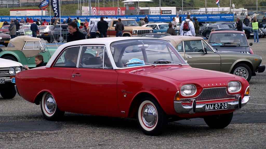 1963 Ford Taunus 17m Ts 2