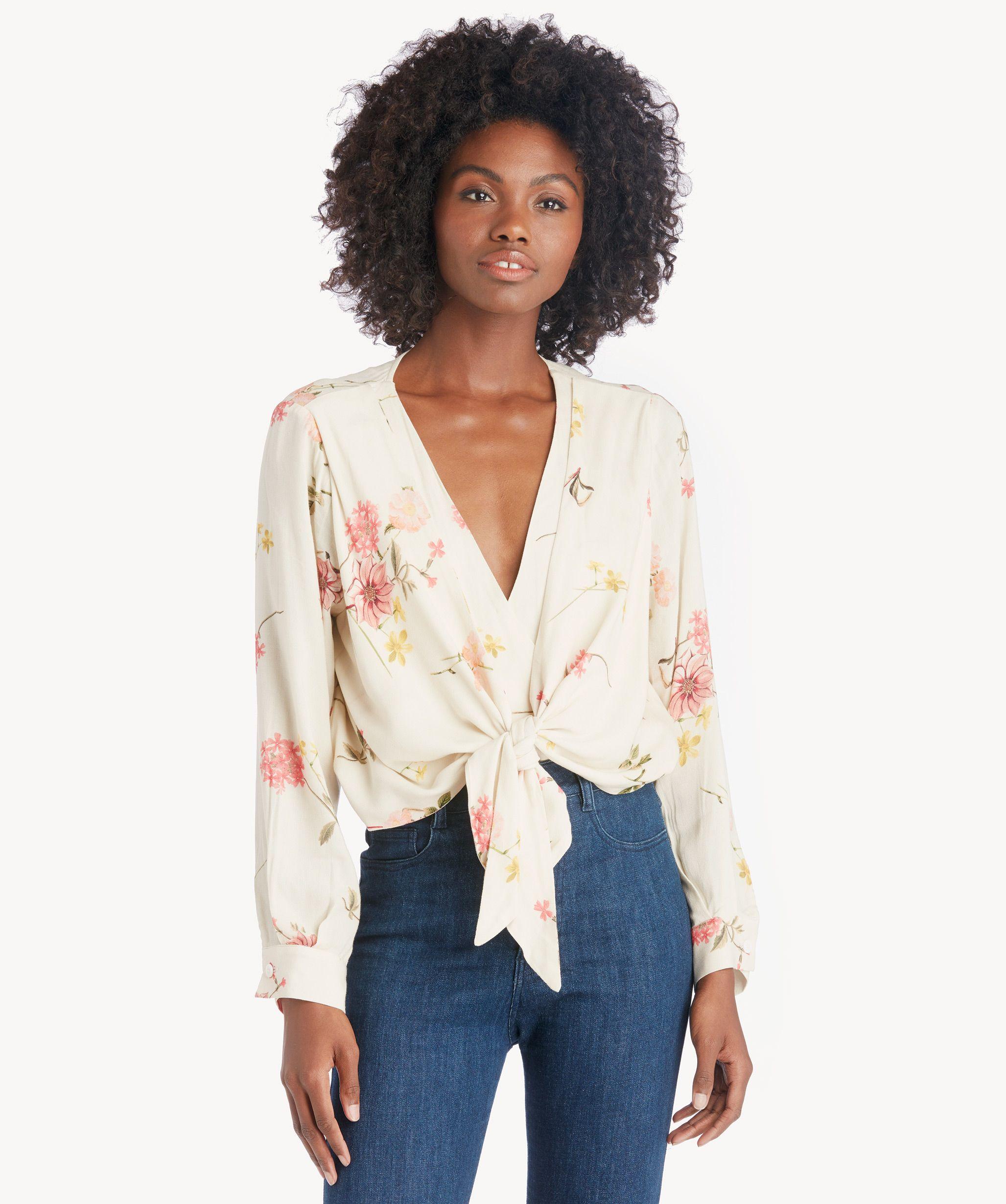 Capulet Women s Daria Bodysuit In Color  Cream Floral  fcb659d348