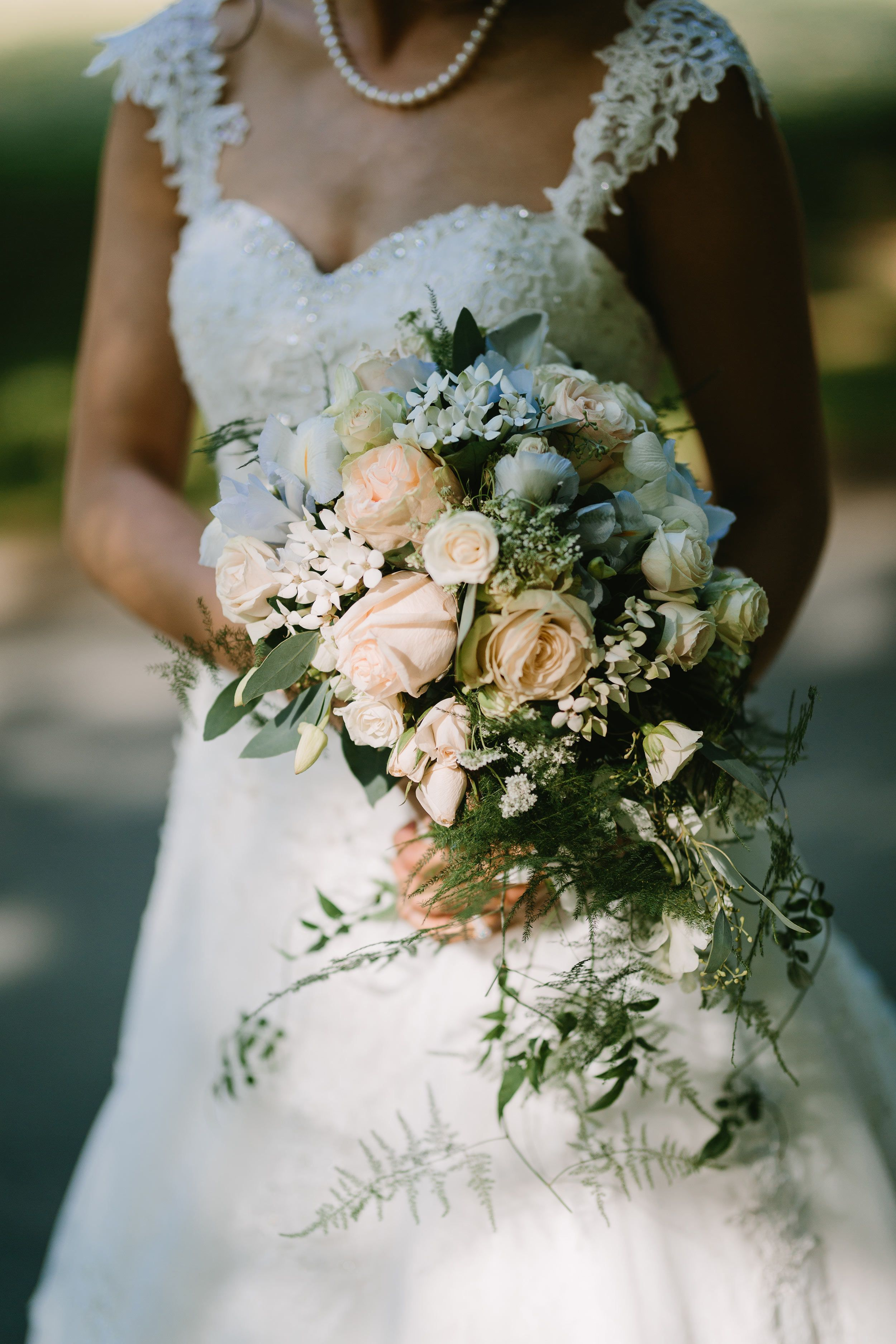 wedding photography Victoria BC Canada bride with flowers