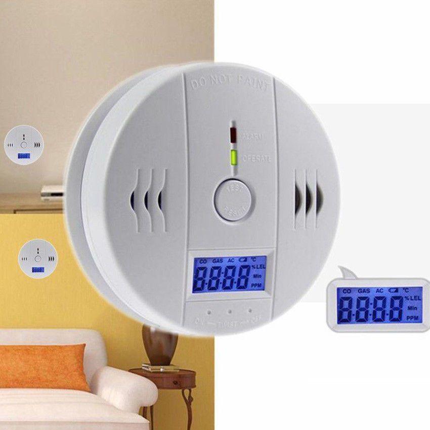 Nice Carbon Monoxide Detector Poisoning  Alarm Sound Combo Sensor