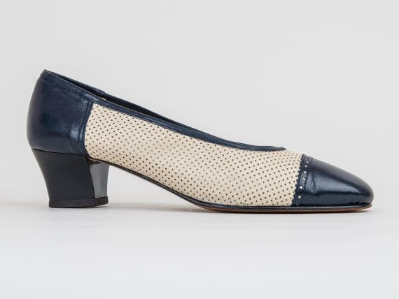 Luana Vintage Hand Crafted Italian Leather Shoes Preppy