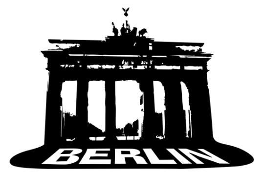 16211 Brandenburger Tor In Berlin Von Muli84 Taperay Tor Von Brandenburger Berlin Wandtattoo Wall Gemerk In 2020 Wall Decal Sticker Berlin Wall Wall Decals