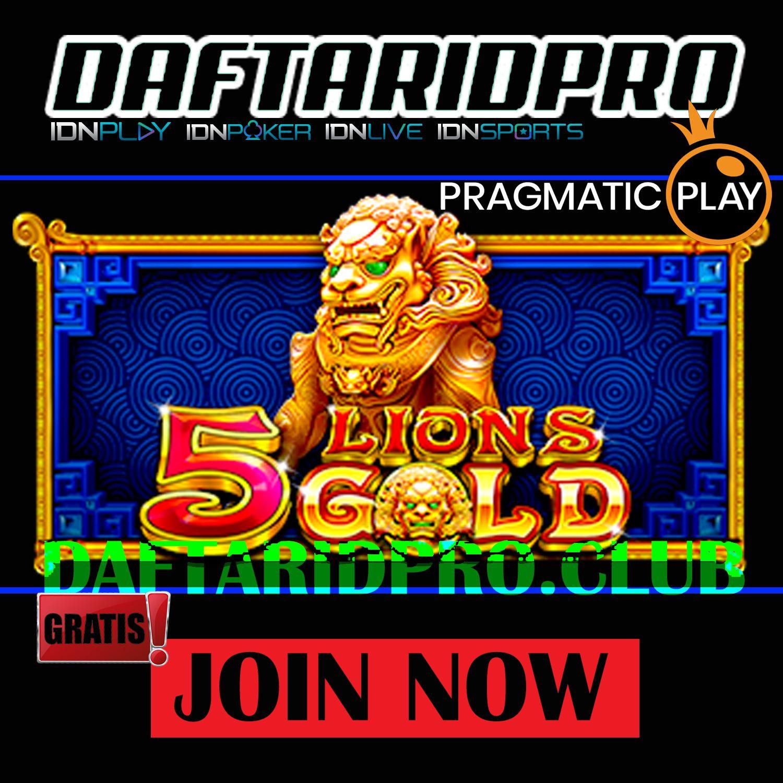 Pin Di Idn Slot Online