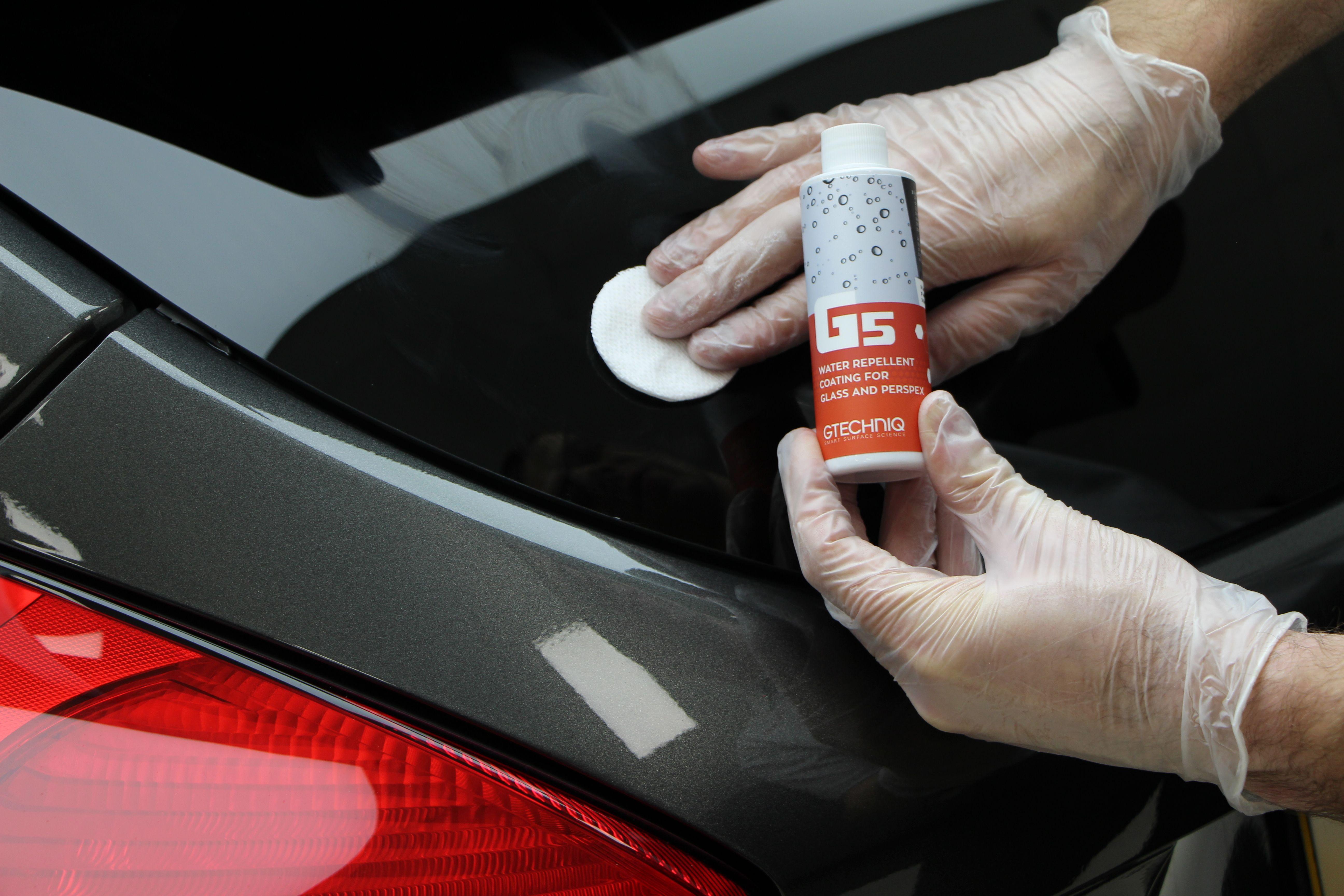 Gtechniq ceramic paint protection automotive ceramic