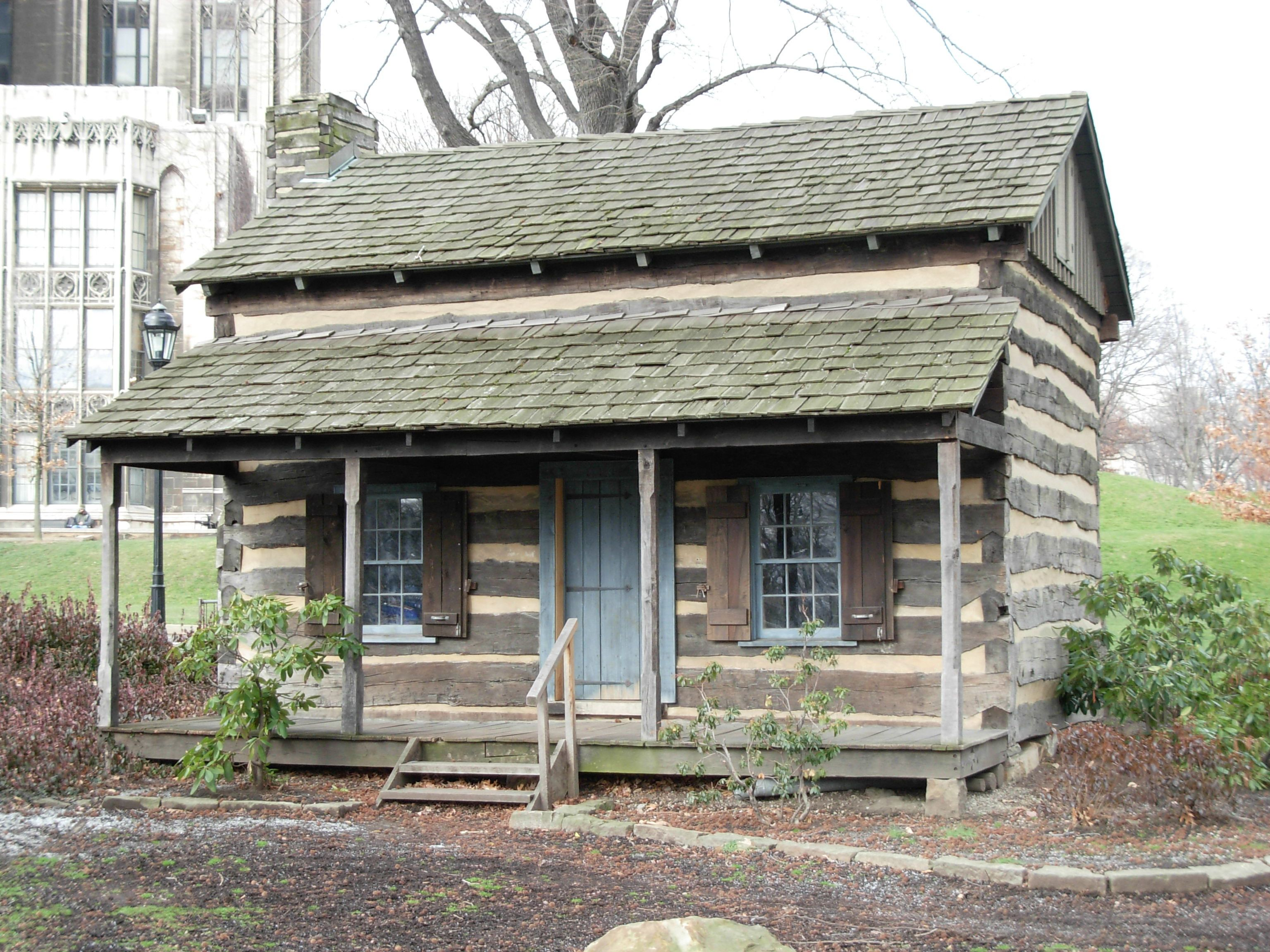 Log Cabin (University Of Pittsburgh)   Wikipedia, The Free Encyclopedia