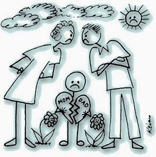 Educar Desde La Familia Mis Padres Se Han Separado Padres