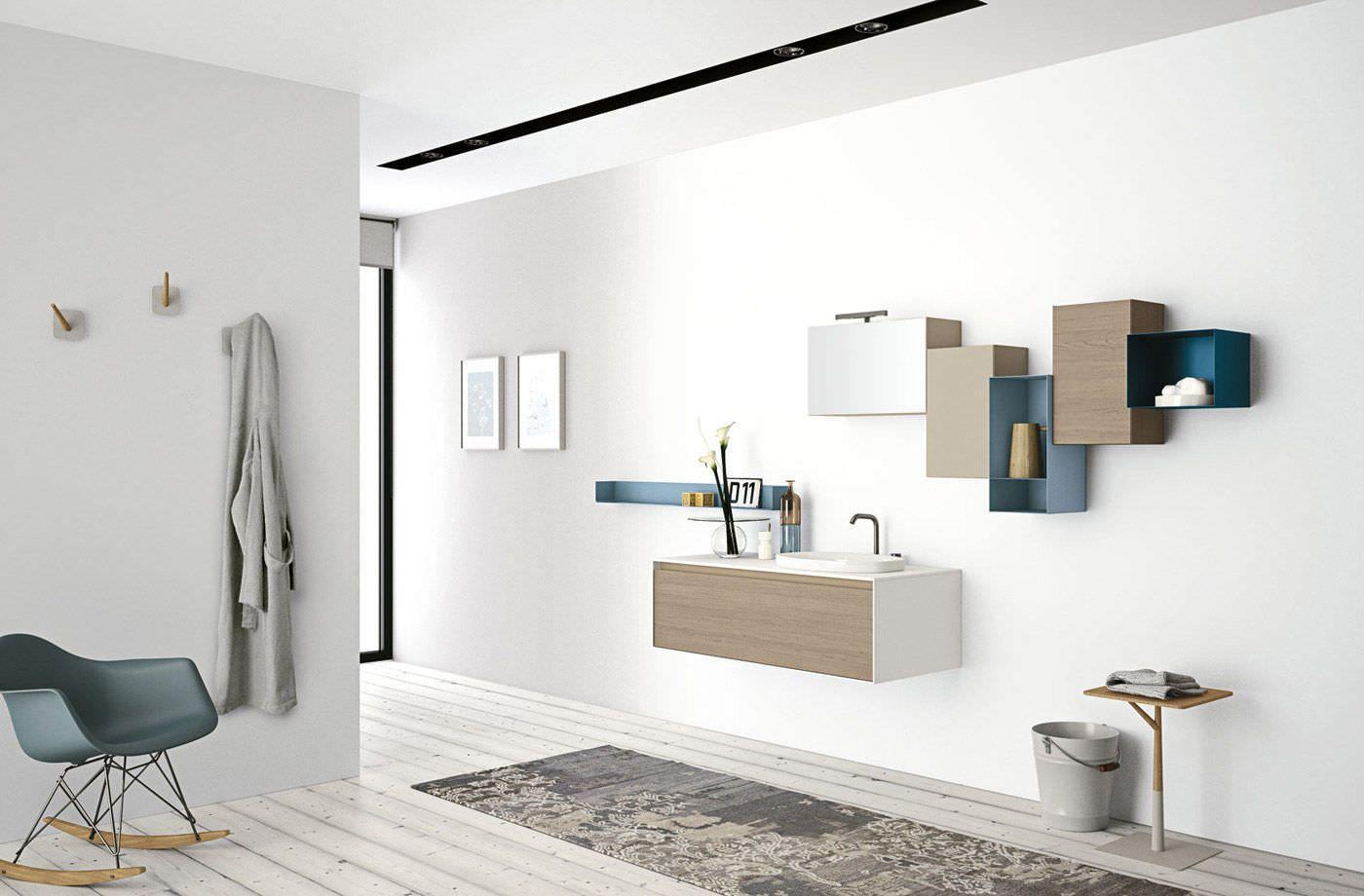 Regal Badezimmer ~ Regal modern