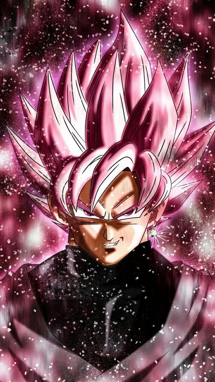 Super Saiyan Rose Goku Black Dragonball Z Pinterest Dragon