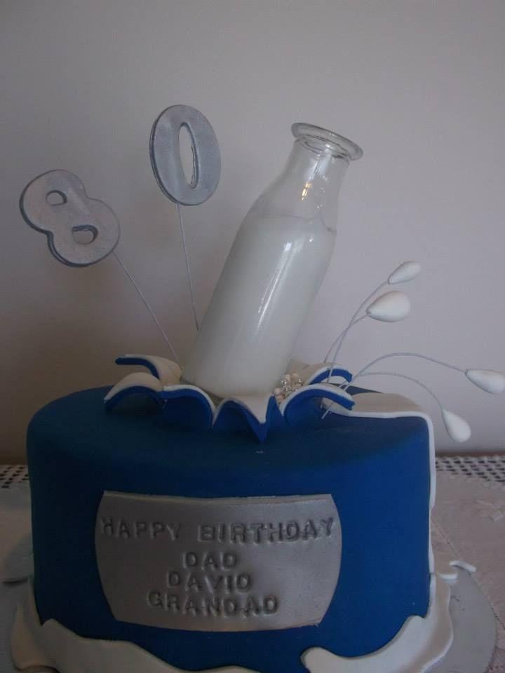 Milk /& Cake Bottle