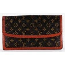 Louis Vuitton Monogram Vintage Pochette Dame Clutch
