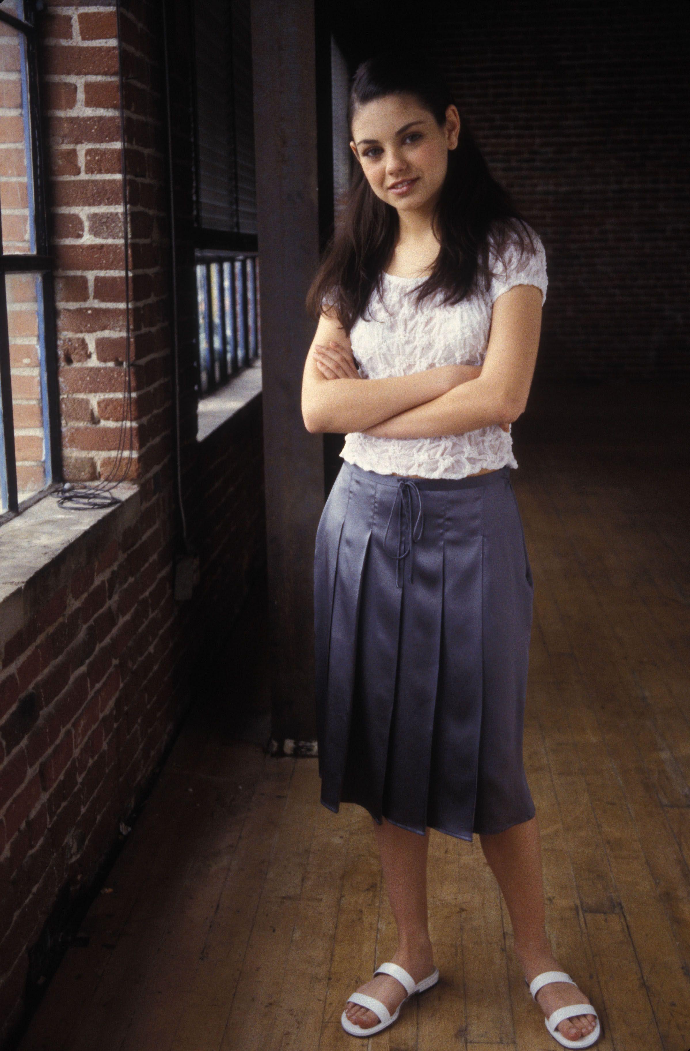 Mila Kunis - Patrik Giardino 1999 2019 Feet Ve High