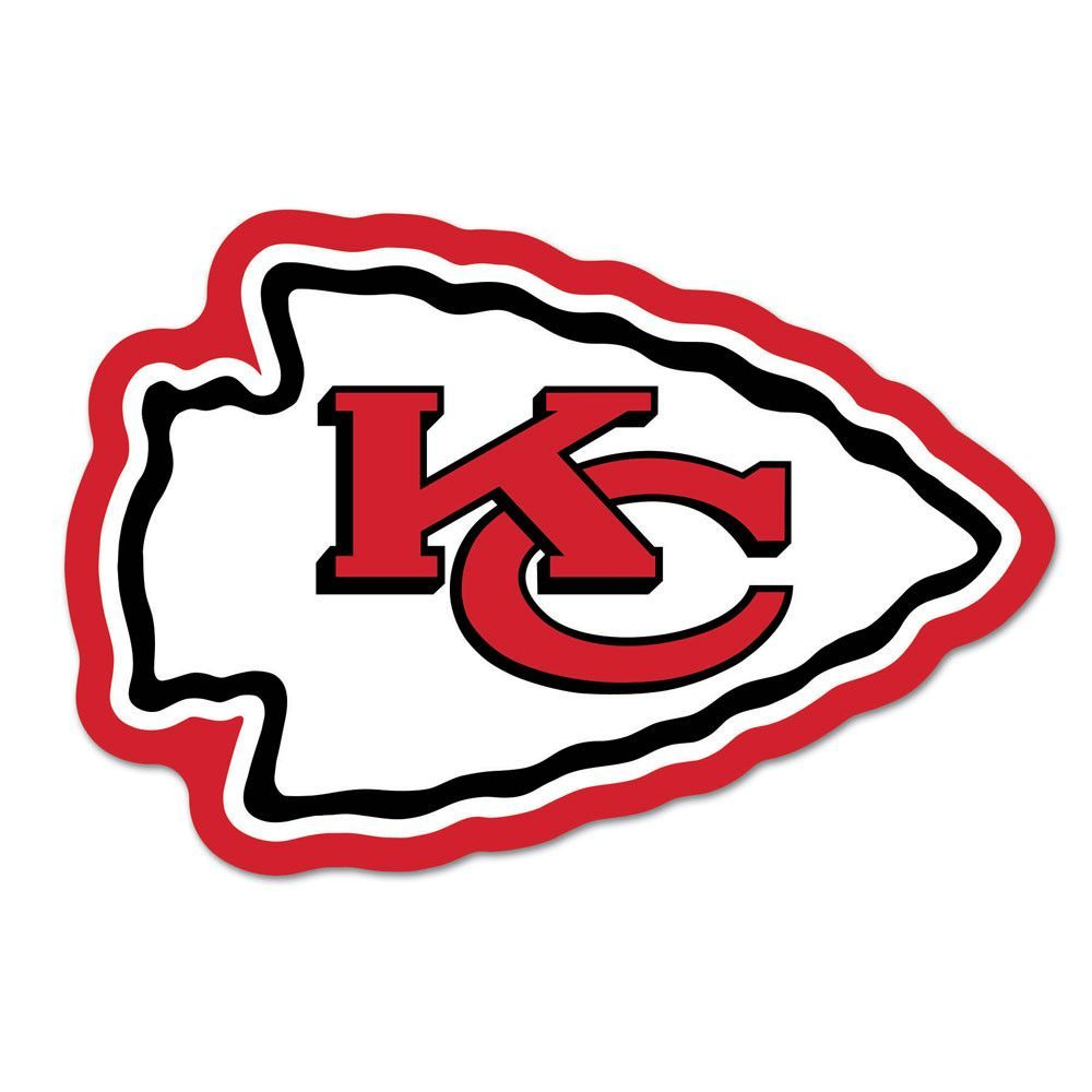Kansas City Chiefs Logo On The Gogo Kansas City Chiefs Logo Kansas City Chiefs Nfl Kansas City Chiefs