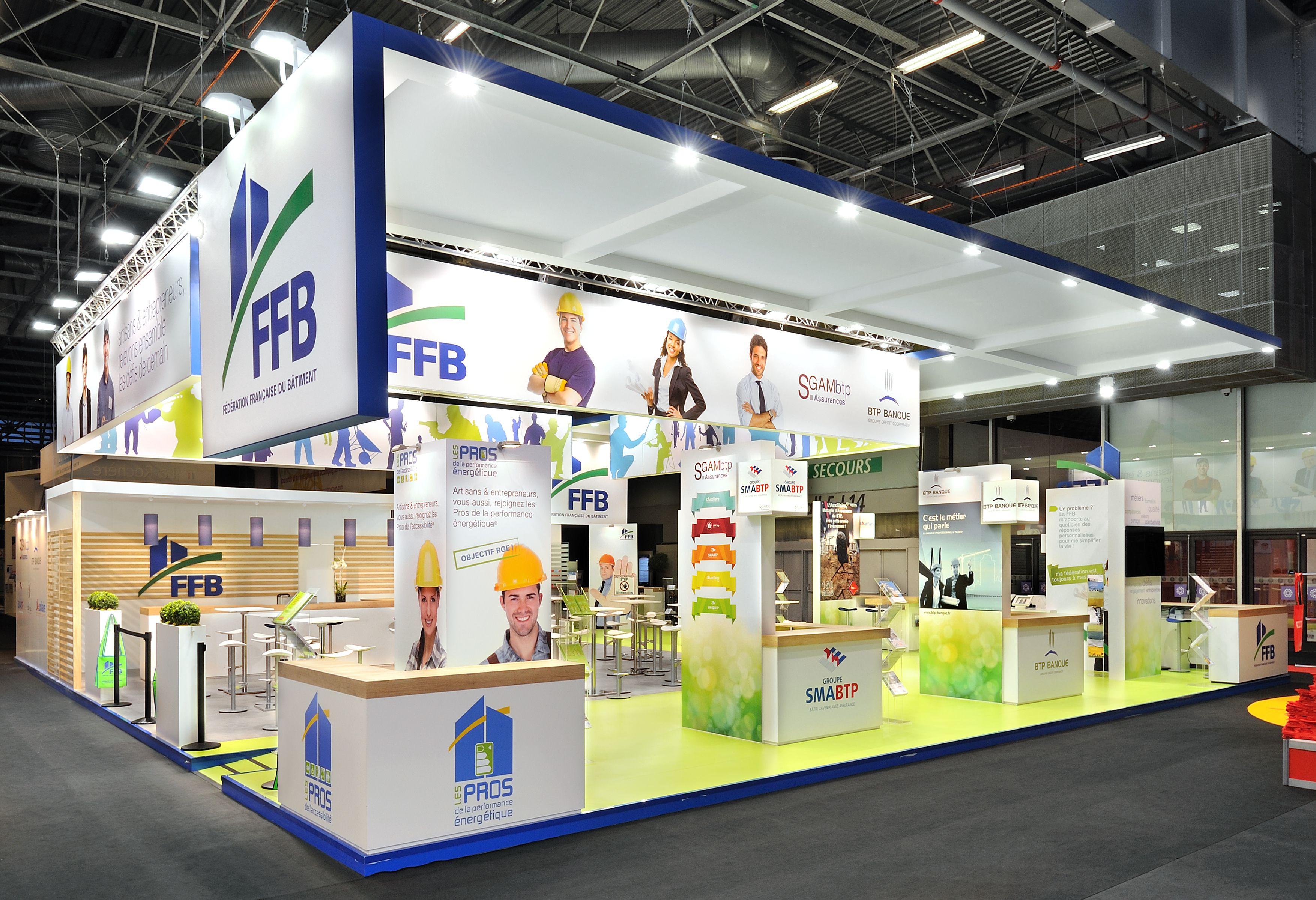 Exhibition Stand Wall : Salon batimat designdelevenement design stand ☆ exhibit