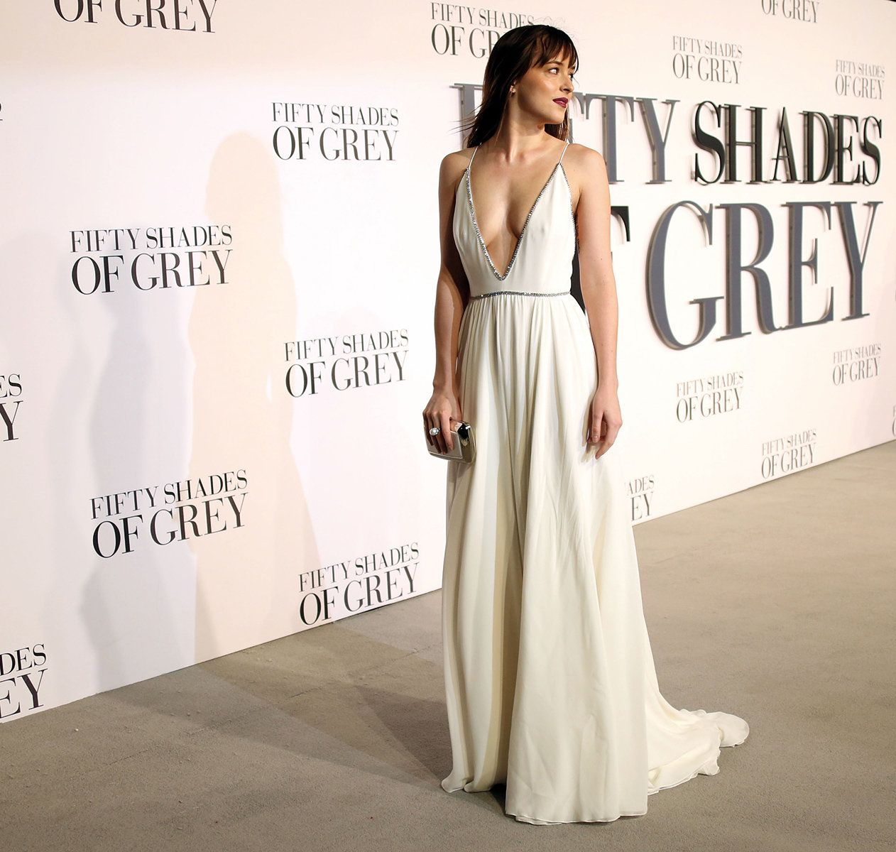 The Fifty Shades of Grey London Premiere – Vogue