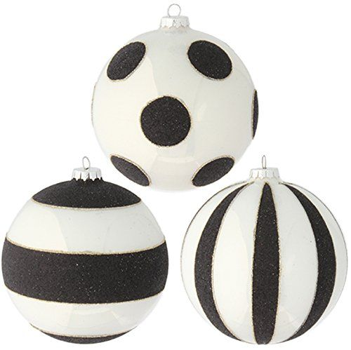 Glass Ball Christmas Tree Ornaments