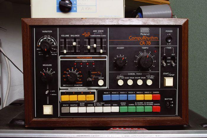 drum machine vintage electronic music instruments drum machine drums. Black Bedroom Furniture Sets. Home Design Ideas