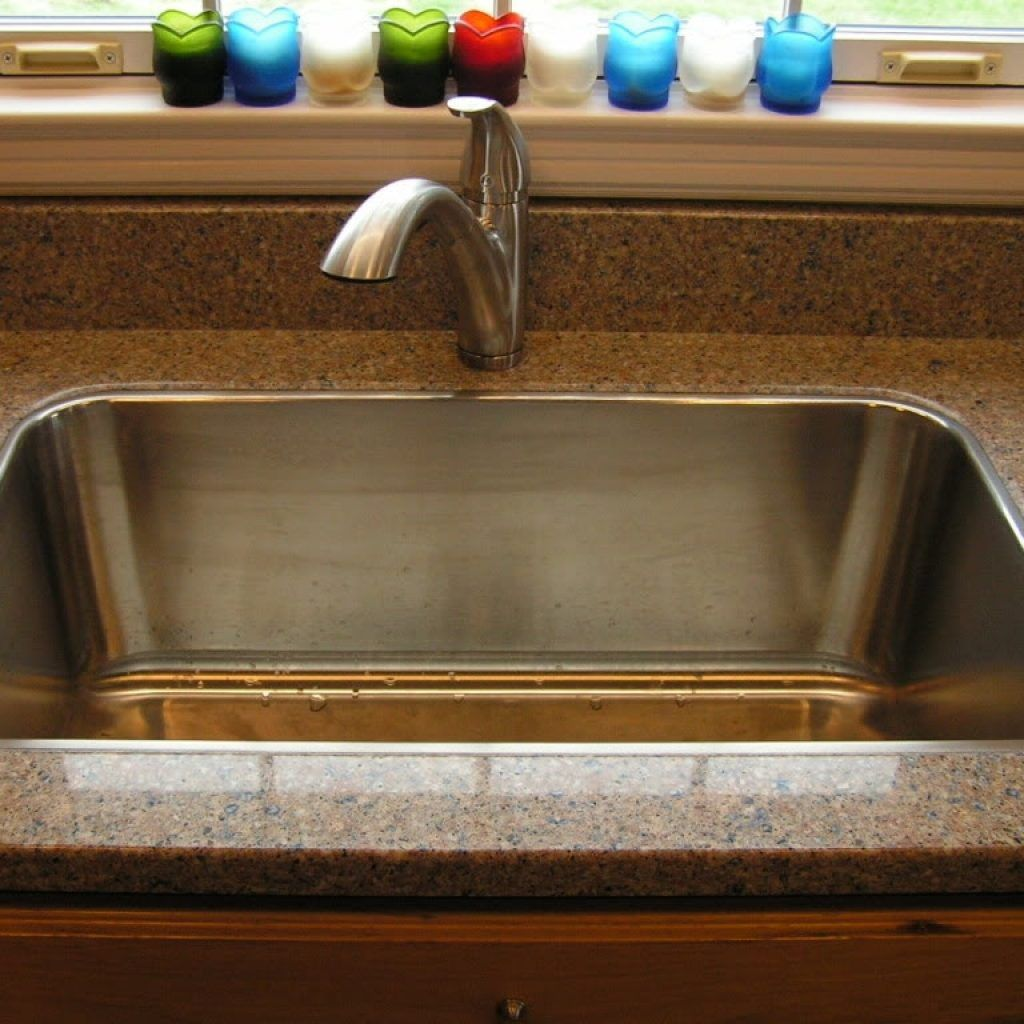 Caulk Kitchen Sink Granite | http://yonkou-tei.net | Pinterest ...