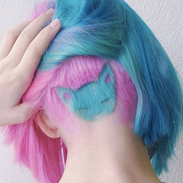 Crazy cool hair color ideas to try if you dare hair dye hair crazy cool hair color ideas to try if you dare urmus Image collections