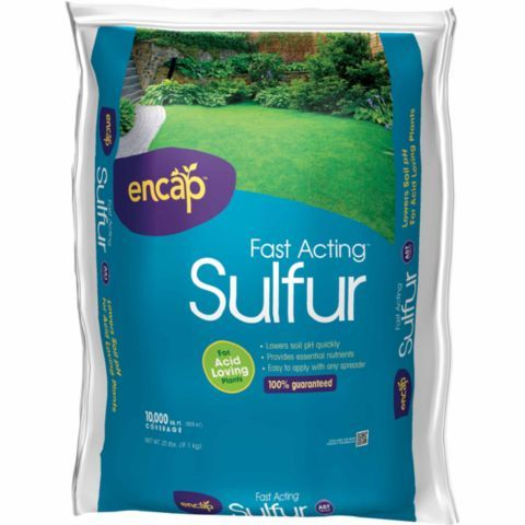 Encap Fast Acting Sulfur, 20 lb  $19 99 - Tractor Supply Co