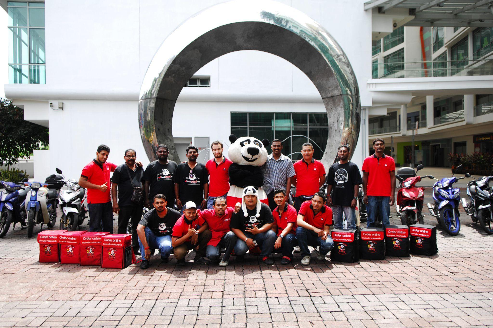Meet our Malaysian team. www.foodpanda.my