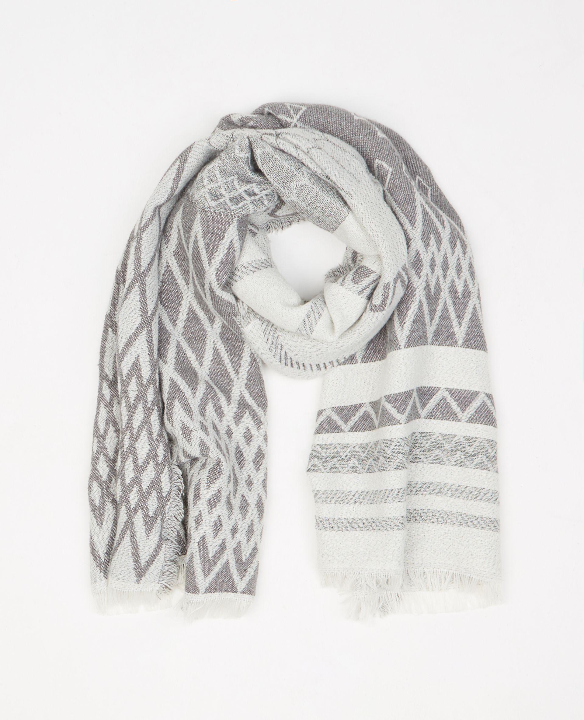 Pimkie écharpe oversize - Idée pour s habiller cd6294b3caa