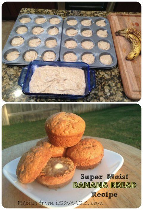 How to Make Banana Bread.  This is one of the BEST recipes I've ever tried for banana bread!