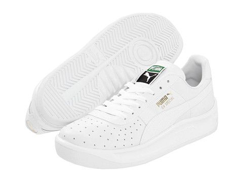 c116697105717f PUMA GV Special White White - Zappos.com Free Shipping BOTH Ways ...