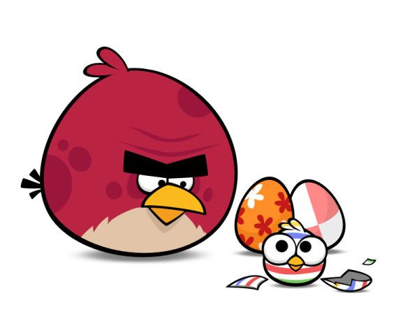 Terence and The Easter Bird! | Angry Birds Seasons in 2019