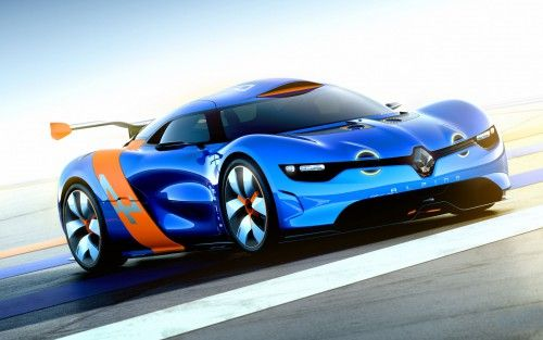 File To Download For Cool Car Wallpaper 2015 Renault Alpine Vision
