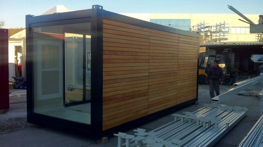 herstellung von bürocontainer und office container | architektur ... - Container Architektur