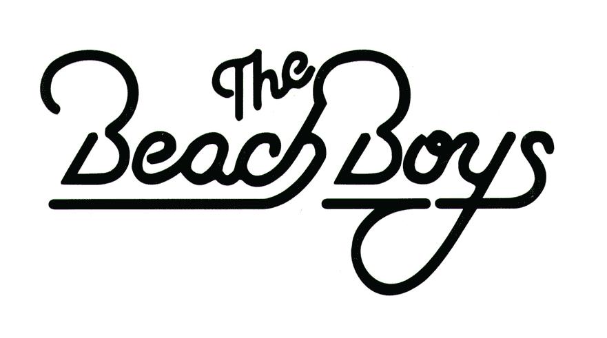 "BEACH BOYS Metal Music Rock Band POP TV Vinyl Sticker Decal Car Window Wall 7/"""