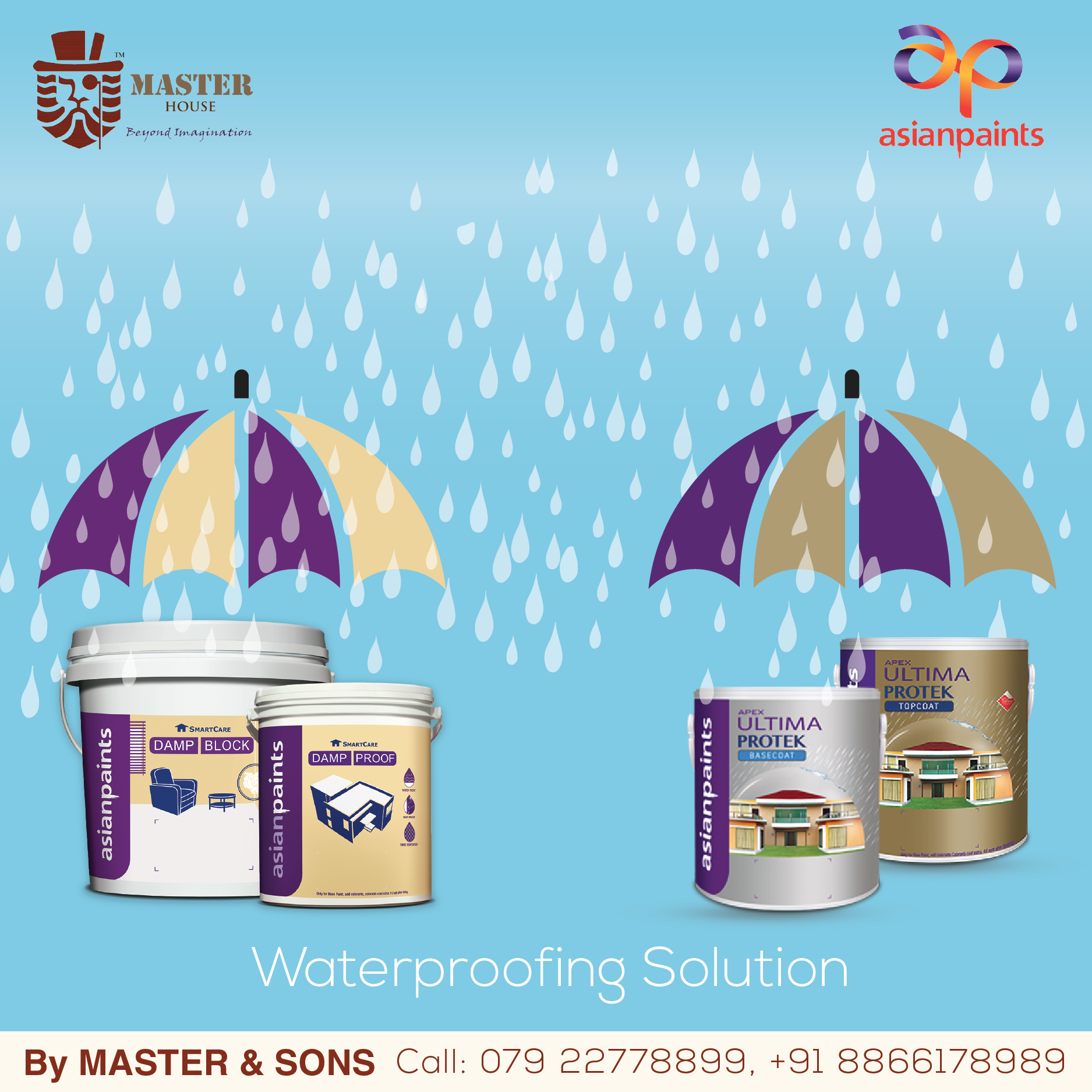 Waterproofing Solution Call Us Or Visit Our Store Wallpaper Walldecals Walltattoo Walltexture Paintingservi Painting Services Asian Paints Textured Walls