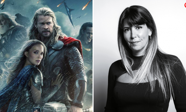 The Real Reason Why Patty Jenkins Said No To Direct Thor The Dark World The Dark World In And Out Movie Marvel Cinematic Universe Movies