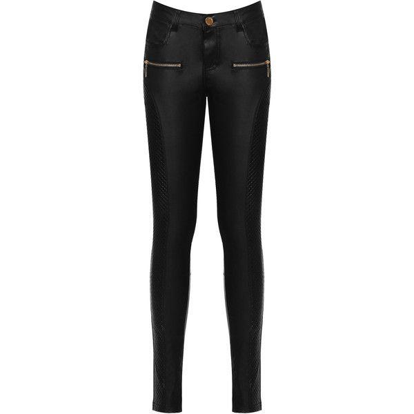 White skinny jeans tilly's