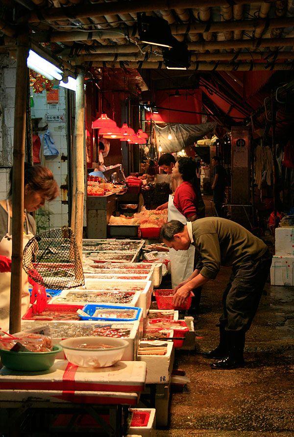 Photos of Hong Kong