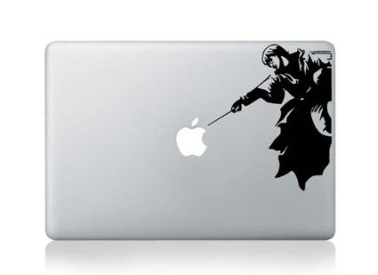 Macbook 13 inch decal sticker harry potter art for apple laptop amazon co