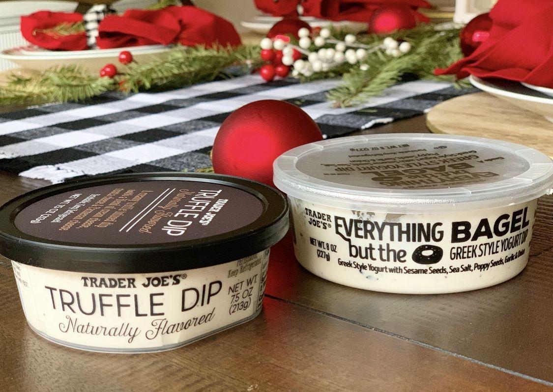 Christmas Favorites From Trader Joe S Crisp Collective Trader Joes Christmas Favorites Green Goddess Salad Dressing
