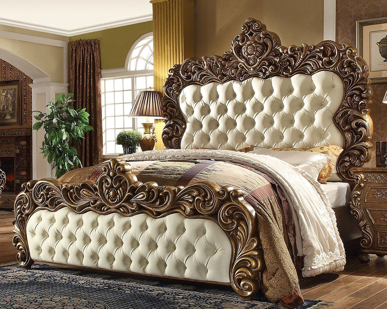 Homey Design Eastern King Bed Hd Description Rich