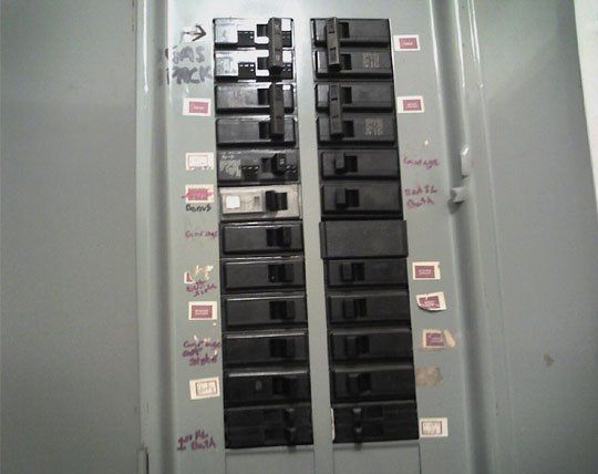 [SCHEMATICS_4NL]  Don't Forget To Label Your Fuse Box | Fuse box, Breaker box labels, Labels | Breaker Box Fuse |  | Pinterest