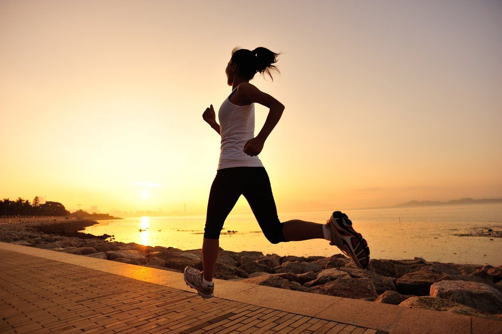 7 Activities That Are So Much Better At Sunrise In 2021 Sunrise Yoga Daily Workout How To Stay Healthy