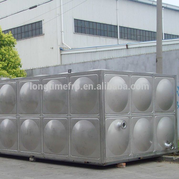 316 Combied Type Stainless Steel Water Tank Panel Steel Water Tanks Steel Water Water Tank
