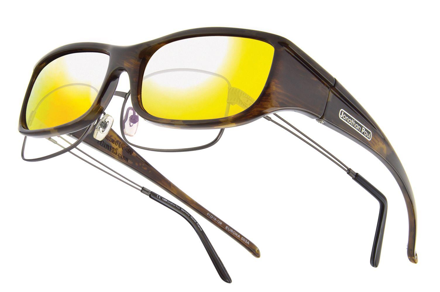 7fae0e8cc6 How Fitovers™ Sunglasses Compare to Prescription Sunglasses