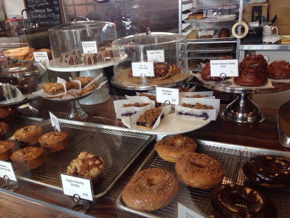Yelp Captcha Sycamore Kitchen Food Display Eat